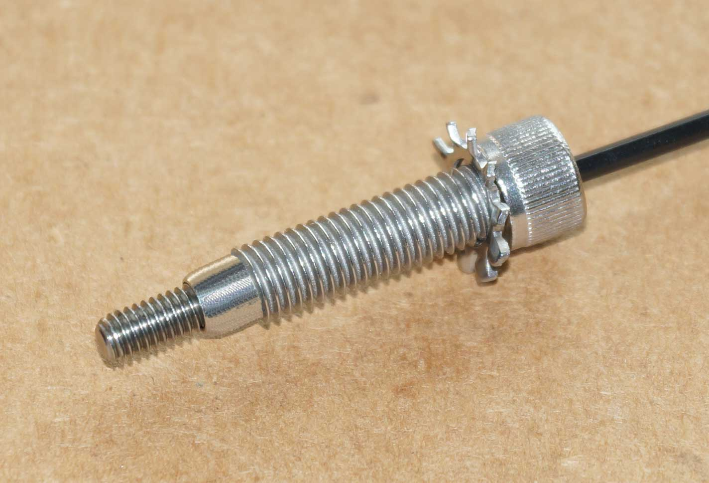 Trigger-Mate Screw altered